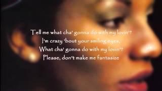Stephanie Mills - What Cha' Gonna Do With My Lovin'