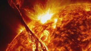 5 Jahre Sonne in wenigen Minuten: NASA veröffentlicht atemberaubende Zeitraffer-Aufnahmen