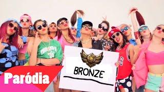 Paródia League of Legends - Bronze / Sorry - Justin Bieber