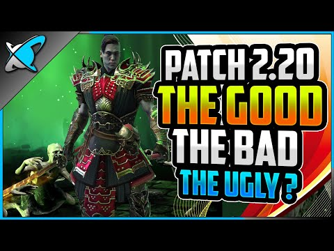 PATCH 2.20 LIVE !! | The GOOD, The Bad &...The Ugly? | RAID: Shadow Legends