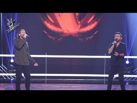Bogdan Negroiu & Eduard Santha - Beggin' | Vocea Romaniei