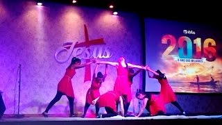 Coreografia Acredito (Santo Espírito)