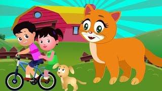 Ek Billi Hamari   Hindi Kavita   Hindi Balgeet   Kids Tv India   Hindi Nursery Rhymes width=
