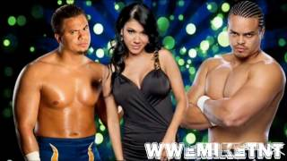 WWE Epico, Primo 1st Theme Song ''Barcode High Quality HD