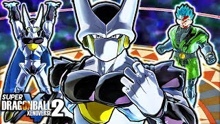 NEW ULTRA CELL AWAKENS! Dragon Ball Xenoverse 2 Ultra Instinct Cell Gameplay (ALL CUSTOM)