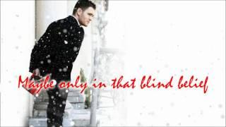 Michael Buble    Grown up Christmas List Lyrics