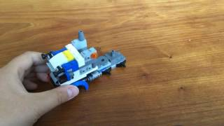 Lego Creator 31033 Vehicle Transporter build and review-Dylan's Legostore