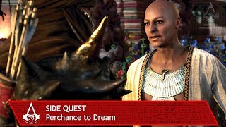 Assassin's Creed Origins: The Curse of the Pharaohs - Perchance to Dream - Side Quest