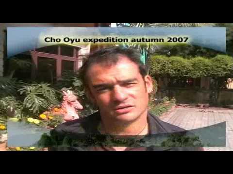 Everest, Cho Oyu and Ama Dablam English language