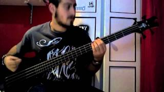 Bring Me The Horizon - Drown [BASS COVER]