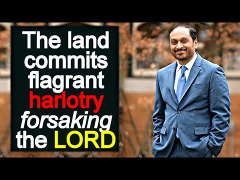 A Faithful God and a Harlot Bride - Rev. Romesh Prakashpalan