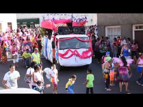 St Helena Carnival 2016