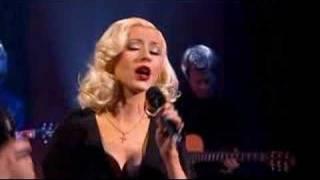 Somos Novios. Andrea Bocelli y Christina Aguilera