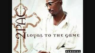 2PAC- Ghetto Gospel (Instrumental)