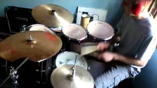 Divididos - Elefantes en Europa [Drum cover]