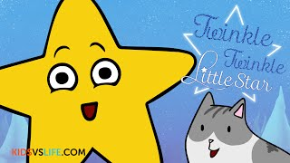 Twinkle Twinkle Little Star - Children Sing Along Song