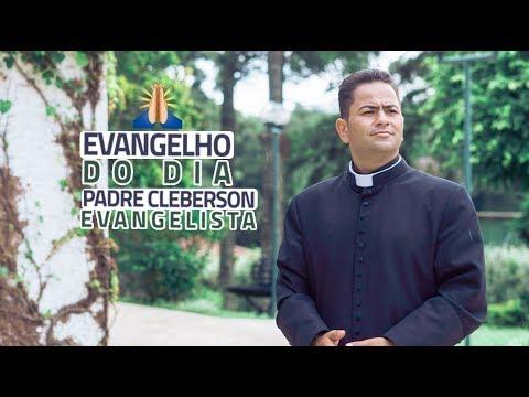 Evangelho do dia  16-06-2019 (Jo 16,12-15) - Padre Cleberson Evangelista