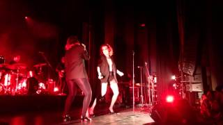 Sarah Blasko - I Wanna Be Your Man -  Live @ Enmore Theater 09-04-2016