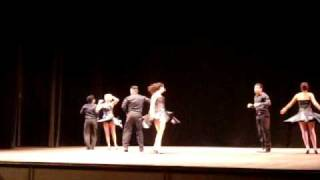 Daniel Vivanco coreografia D1 Dance MAMBO DIABLO on2