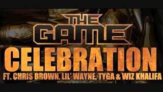 The Game ft. Chris Brown, Tyga, Wiz Khalifa & Lil Wayne - Celebration