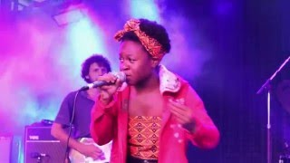 Sampa The Great - live at Golden Plains 2016