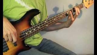 Scott Mckenzie - San Francisco -- Bass Cover