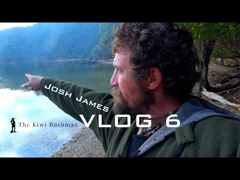 Josh James VLOG 6 kingfishing at Durville Island - Cockles catch n cook