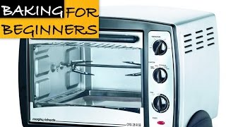 How To Use An OTG / Oven Toaster Griller / Electric Oven Demo   Oven Series   Cakes And More