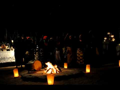 Final Supper at Singita Boulders Lodge