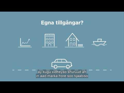 Så här fungerar ekonomiskt bistånd- information på somaliska
