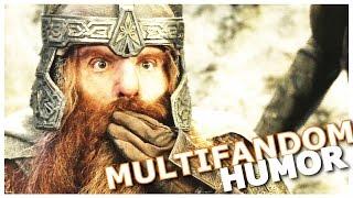 Multifandom [HUMOR] Uptown Funk