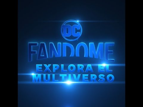 Tráiler DC FanDome: Explore The Multiverse