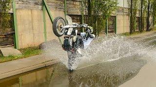 KTM exc 500 Fun Session // Supermoto
