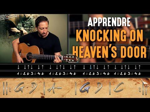 Comment jouer Knockin' on Heaven's Door de Bob Dylan à la guitare