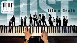 Lost Theme - Life and Death - Michael Giacchino - Piano Cover