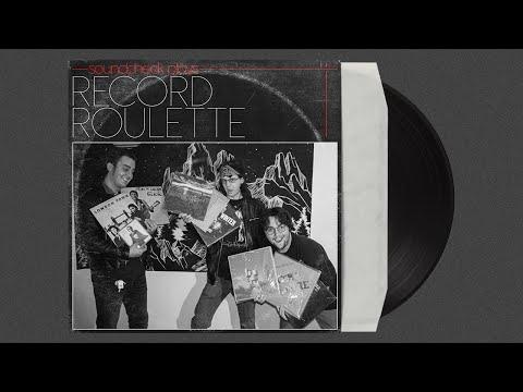 Soundcheck S5 E7: Record Roulette (Video Podcast)