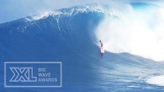 Tyler Larronde at Jaws - 2015 Billabong Ride of the Year Entry - XXL Big Wave Awards