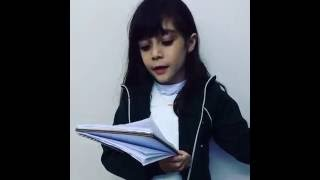A LUA PRATA ★ Começo da primeira composição musical da Lelê ★ Que tal ficou?