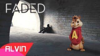 Faded - Alan Walker - Alvin y Las Ardillas   Zed Alvin