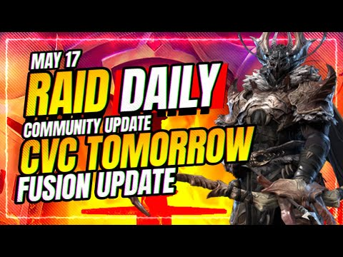MONDAY Kickoff! Fear is BUGGED?! CvC Tomorrow! | RAID Shadow Legends