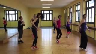 AMIR - J'ai cherché- Dance fitness - Choreography video