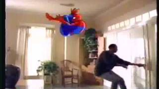 Spider-Man McDonalds commercial - 1995