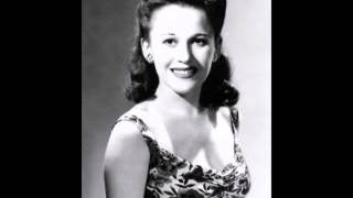 Georgia Gibbs - I Don't Care If The Sun Don't Shine (c.1950).