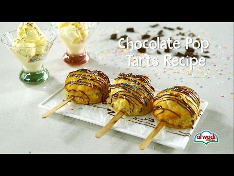 Chocolate Pop Tarts Recipe