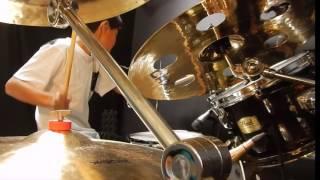 Let Her Go - Passenger - Drum Cover by Joh Kotoda