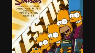 The Simpsons ft. Ricky Gervais - Lady