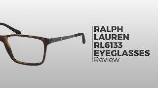 4868e2a32e Ralph Lauren RL6133 5001 Eyeglasses in Black