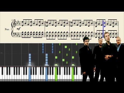 Comment jouer Clocks de Coldplay au piano avec partition