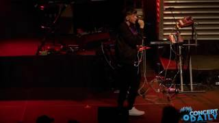 "Marteen performs a Musiq Soulchild cover, ""Don't Change"" live Rams Head Live Baltimore"