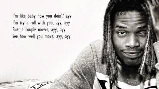 Fetty Wap Jugg Feat. Monty Lyrics
